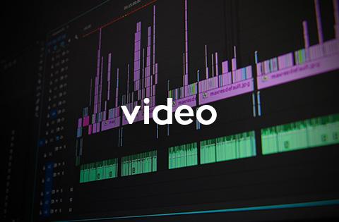 producción audiovisual y video infográfico